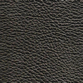Black calfskin leather